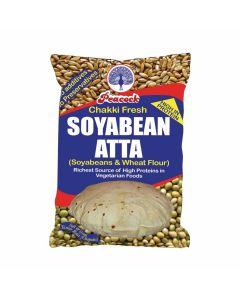 PEACOCK SOYA BEAN MIX ATTA 2KG