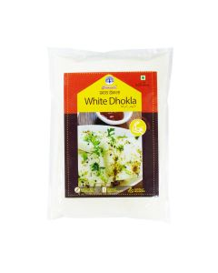 PEACOCK WHITE DHOKRA 500G