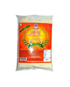 PEACOCK LOW FAT WHEAT ATTA 1KG