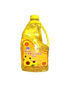 PEACOCK SUNFLOWER OIL 1.8 LTR