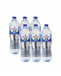 PCK DRINKING WATER 1.5LTRX6
