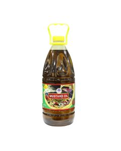 PEACOCK MUSTARD OIL 2 LTR