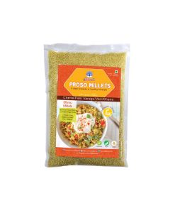 PEACOCK PROSO MILLETS 500 GM