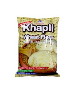 PEACOCK KHAPALI WHEAT FLOUR  5KG