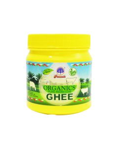 PEACOCK ORGANIC GHEE 500ML