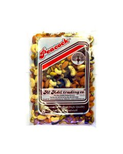PEACOCK MIX NUTS 400GM