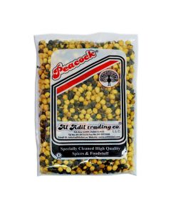 PEACOCK YELLOW CHANA ROASTED 1KG