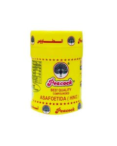 PEACOCK HING POWDER 100 GM