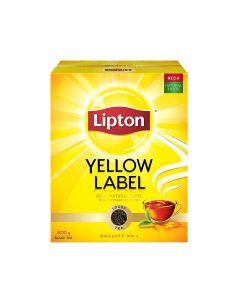 LIPTON YELLOW LABEL TEA 800G