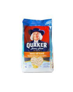 QUAKER WHOLE OATS FLAKES 400GMS