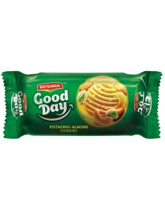 BRITANNIA GD PISTA ALMOND COOKIES 90 GM