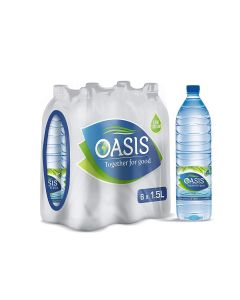OASIS WATER 1.5 LTR X 6