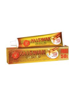 DABUR MISWAK GOLD TOOTHPEAST 120GM