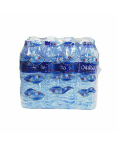 DIBBA WATER 500ML X 12