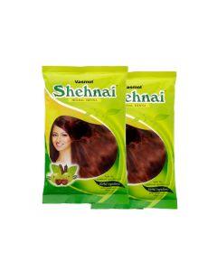 VASMOL SHEHNAI HENNA POWDER - DB 150G  1+1