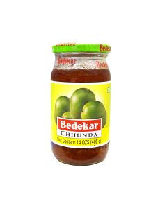 BEDEKAR CHUNDA PICKLE 400G