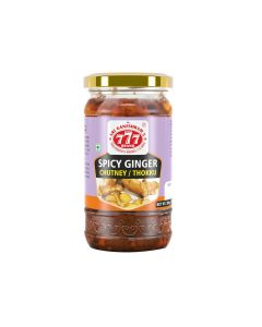 777 SPICY GINGER CHUTNEY/THOKKU 300GM