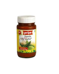 PRIYA KARELA PICKLE 300 GM