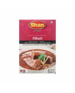 SHAN NIHARI CURRY MIX 60G