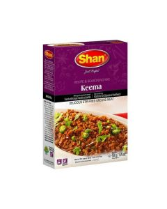 SHAN KHEEMA CURRY MIX 50G