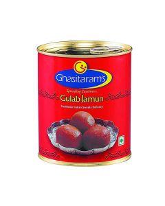 GHASITARAMS GULAB JAMUN 500 GM
