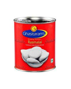 GHASITARAMS RASMALAI 500 GM