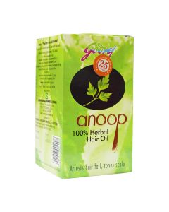 GODREJ ANUP HERBAL HAIR OIL 50ML