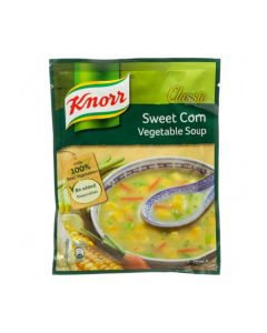 KNOR SWT CORN VEG SOUP 44GM