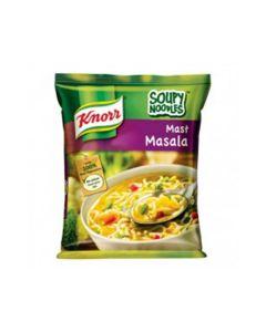 KNORR SOUPY MAST MASALA NOODLES 77 GM