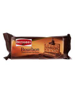 BRITANNIA BOURBON CREAM 100G