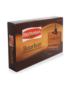 BRIT BOURBON BISCUITS 400GM