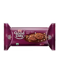 BRITANNIA GD CHOCO NUT COOKIES 100 GM
