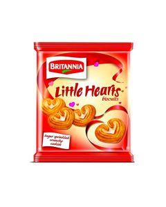 BRITANNIA LITTLE HEARTS BISCUITS 50GM