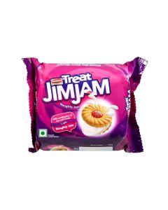 BRITAINA JIM JAM CREAM BISCUITS 150GM