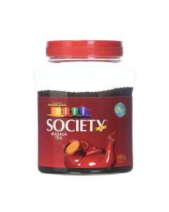 SOCIETY MASALA TEA JAR 450GM