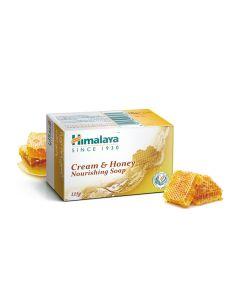 HIMALAYA CREAM & HONEY SOAP 125GM