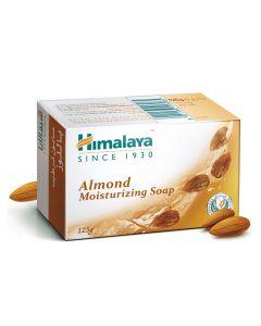 HIMALAYA MOIST ALMOND SOAP 125GM