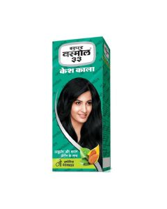 SUPER VASMOL 33 KESH KALA 100ML