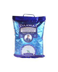 DAWAT TRADITIONAL BASMATI RICE 5 KG
