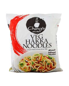 CHINGS VEG HAKKA NOODLES 4IN1 600G