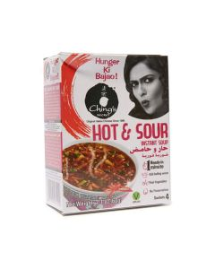 CHINGS INSTANT HOT&SOUR SOUP 60GM