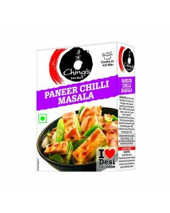 CHINGS PANEER CHILLI MASALA 50GM
