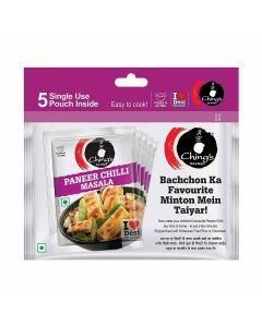 CHINGS PANEER CHILLI MASALA 100 GM