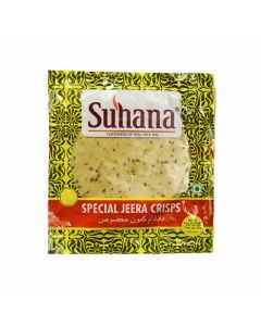 SUHANA SPECIAL JEERA CRISPS NO.7 PAPAD 200G