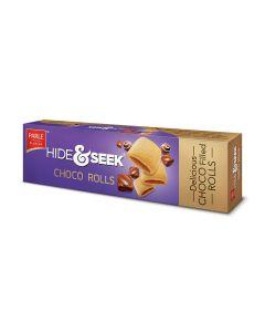 PARLE HIDE&SEEK CHOCO ROLLS