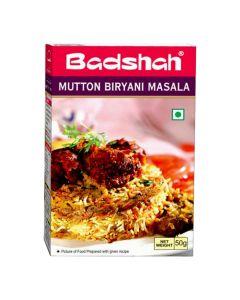 BADSHAH MUTTON BIRYANI MASALA 100GM