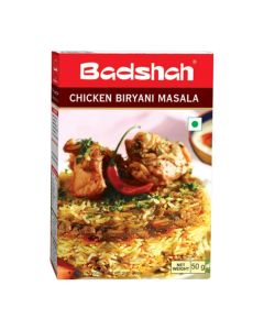 BADSHAH CHICKEN BIRYANI MASALA 100GM