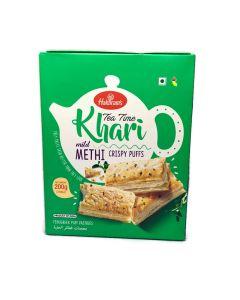 HALDIRAMS TEA TIME METHI KHARI 200G