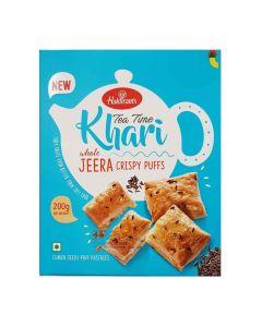 HALDIRAMS TEA TIME JEERA KHARI 200G