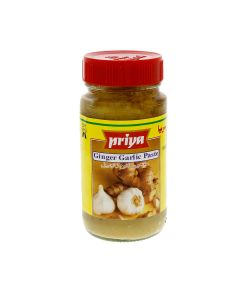 PRIYA GINGER GARLIC PASTE 300GM